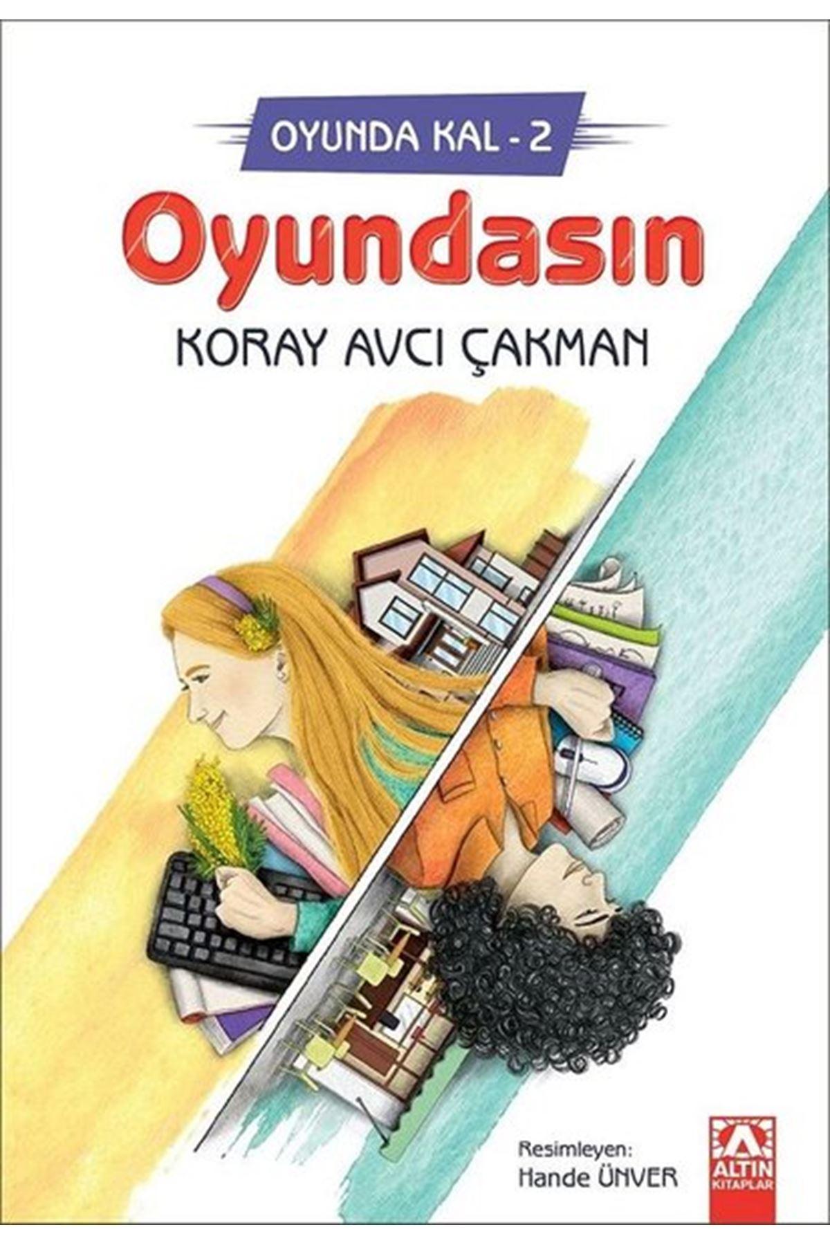 KORAY AVCI ÇAKMAN - OYUNDASIN - OYUNDA KAL 2