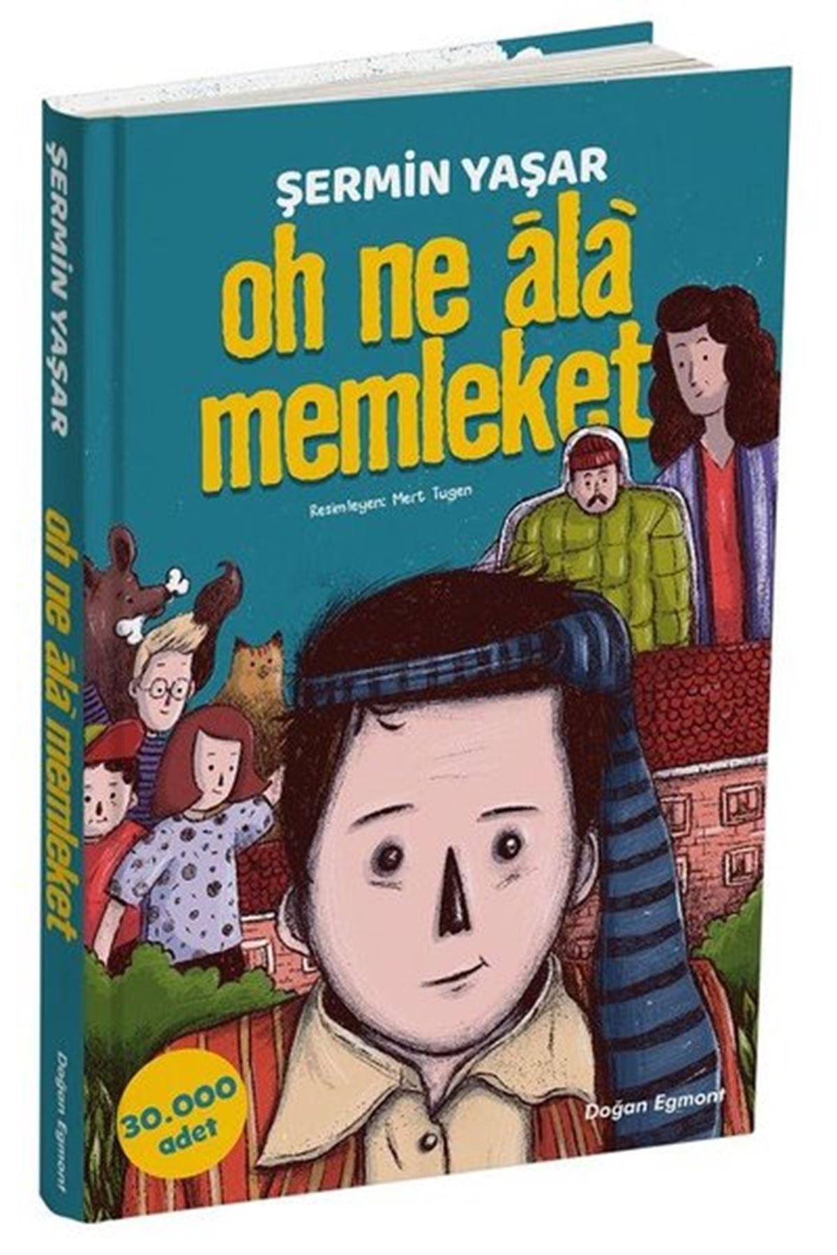 ŞERMİN YAŞAR - OH NE ALA MEMLEKET