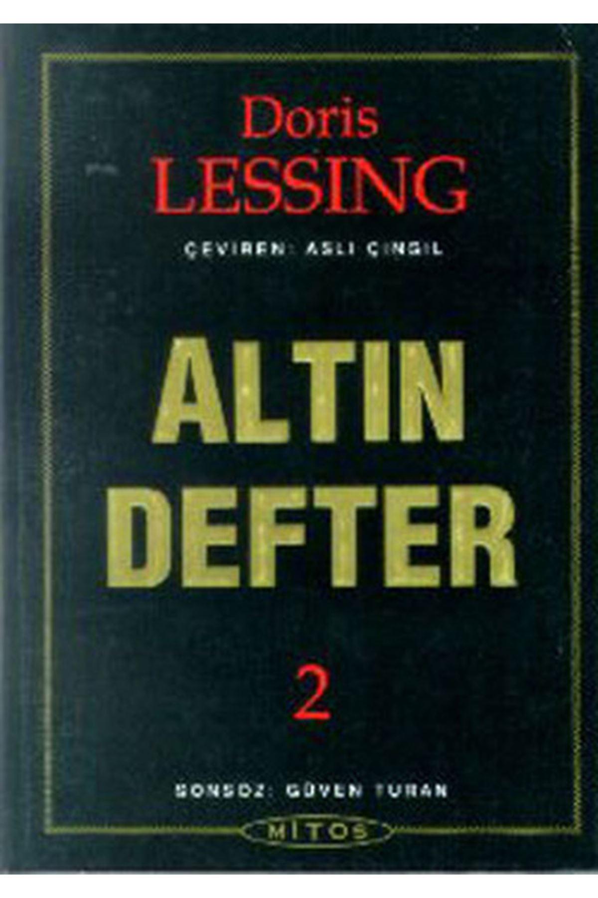 DORİS LESSİNG - ALTIN DEFTER 2