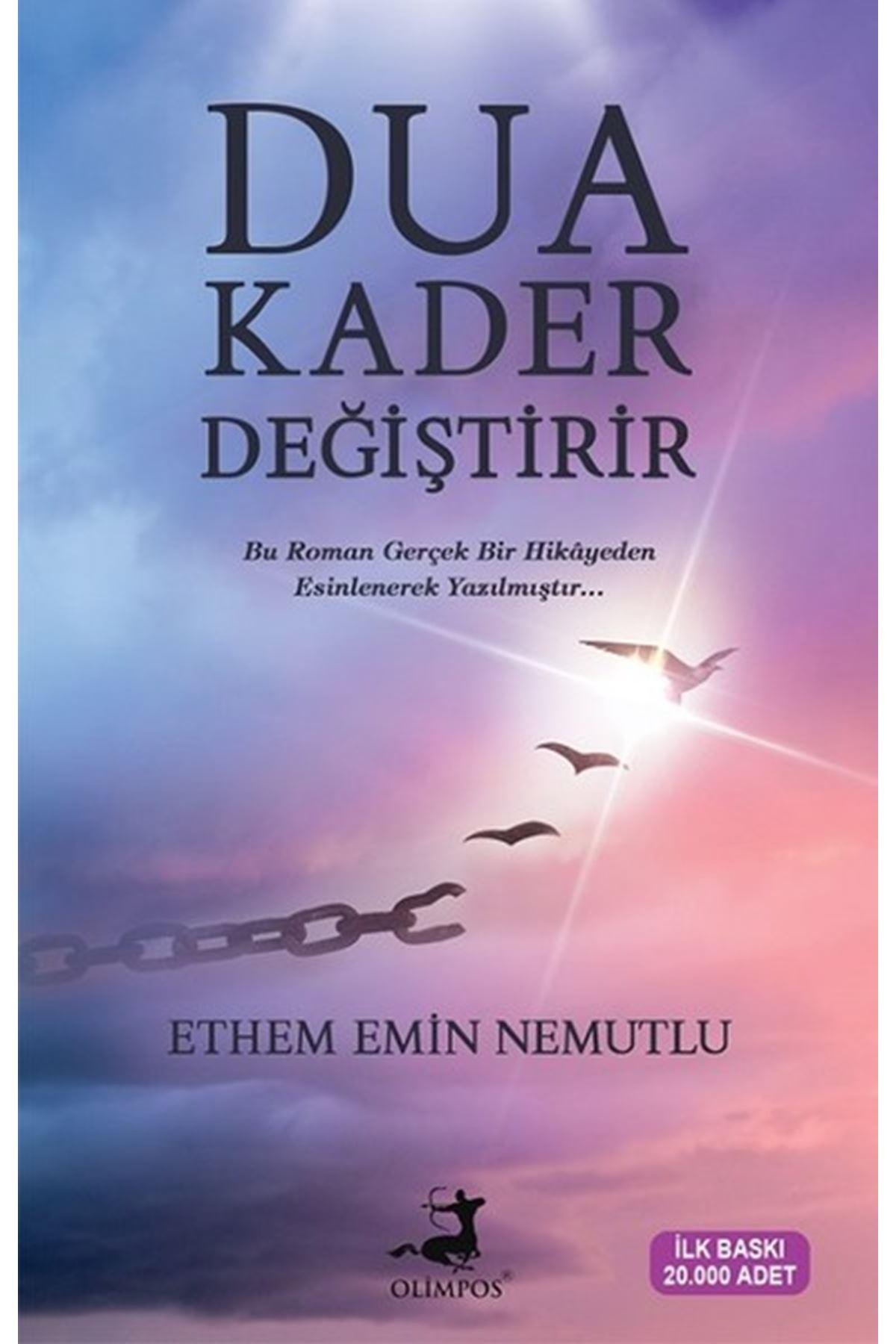 ETHEM EMİN NEMUTLU - DUA KADER DEĞİŞTİRİR