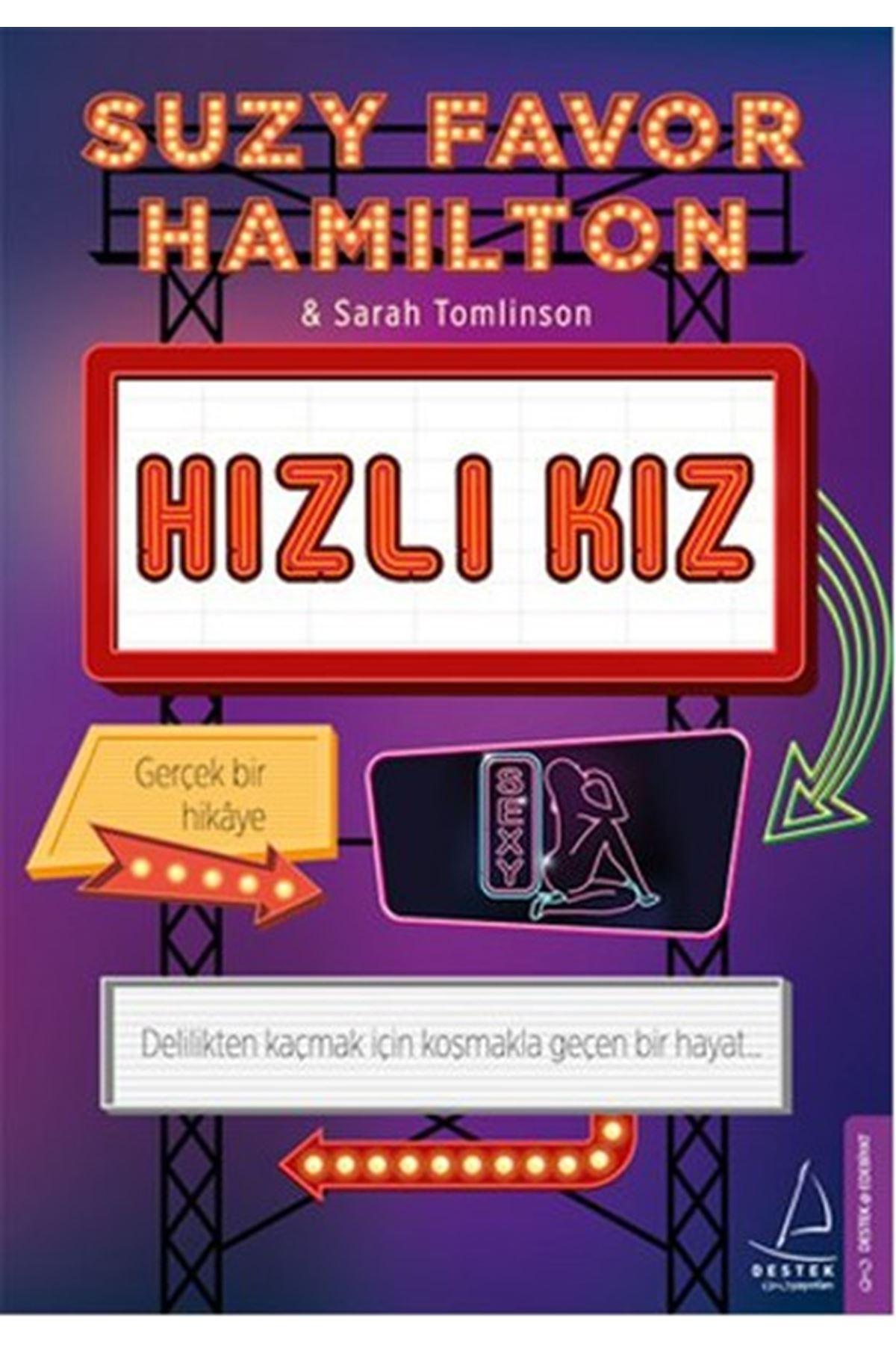 SUZY FAVOR HAMILTON - HIZLI KIZ