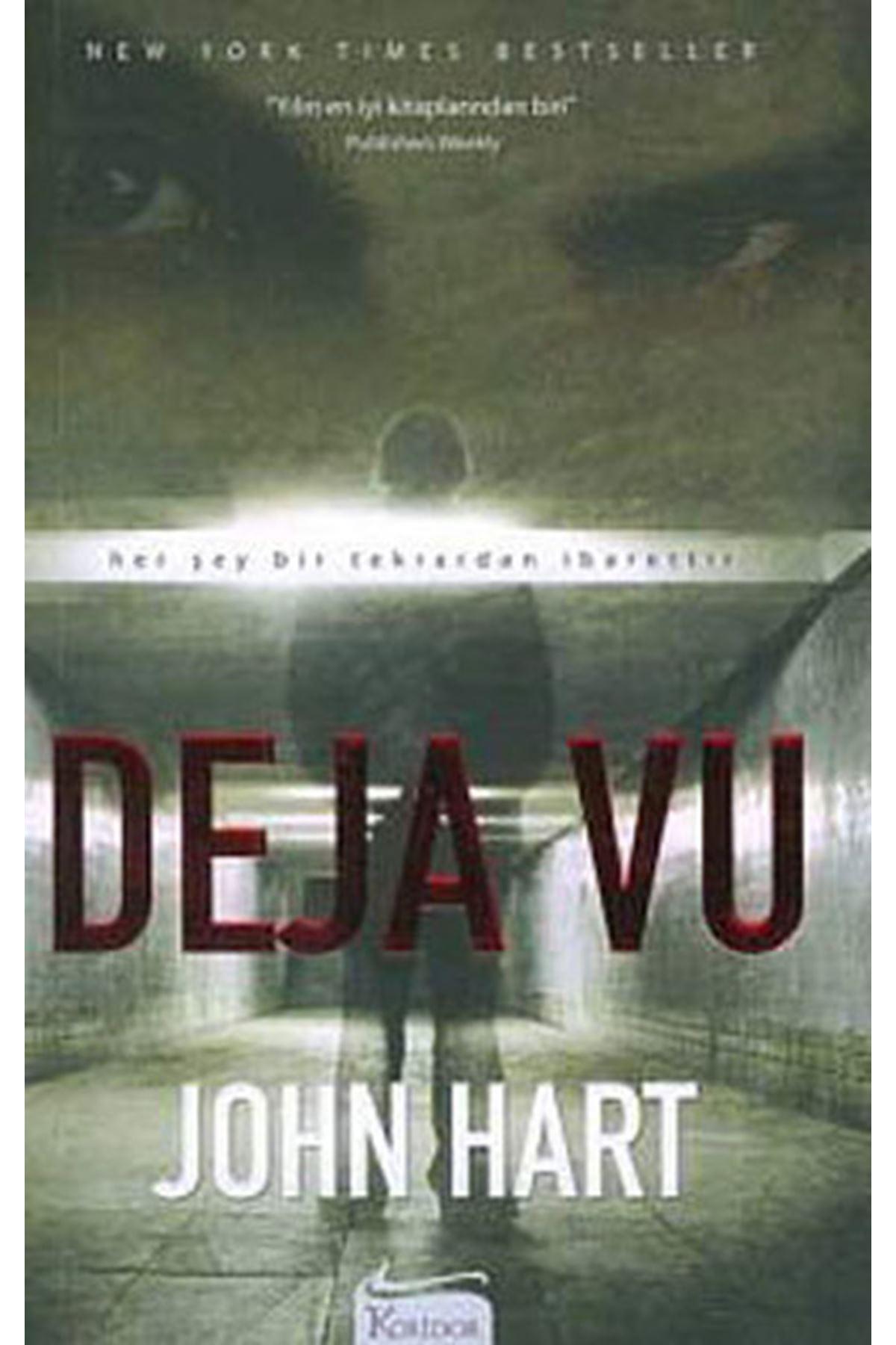 JOHN HART - DEJAVU