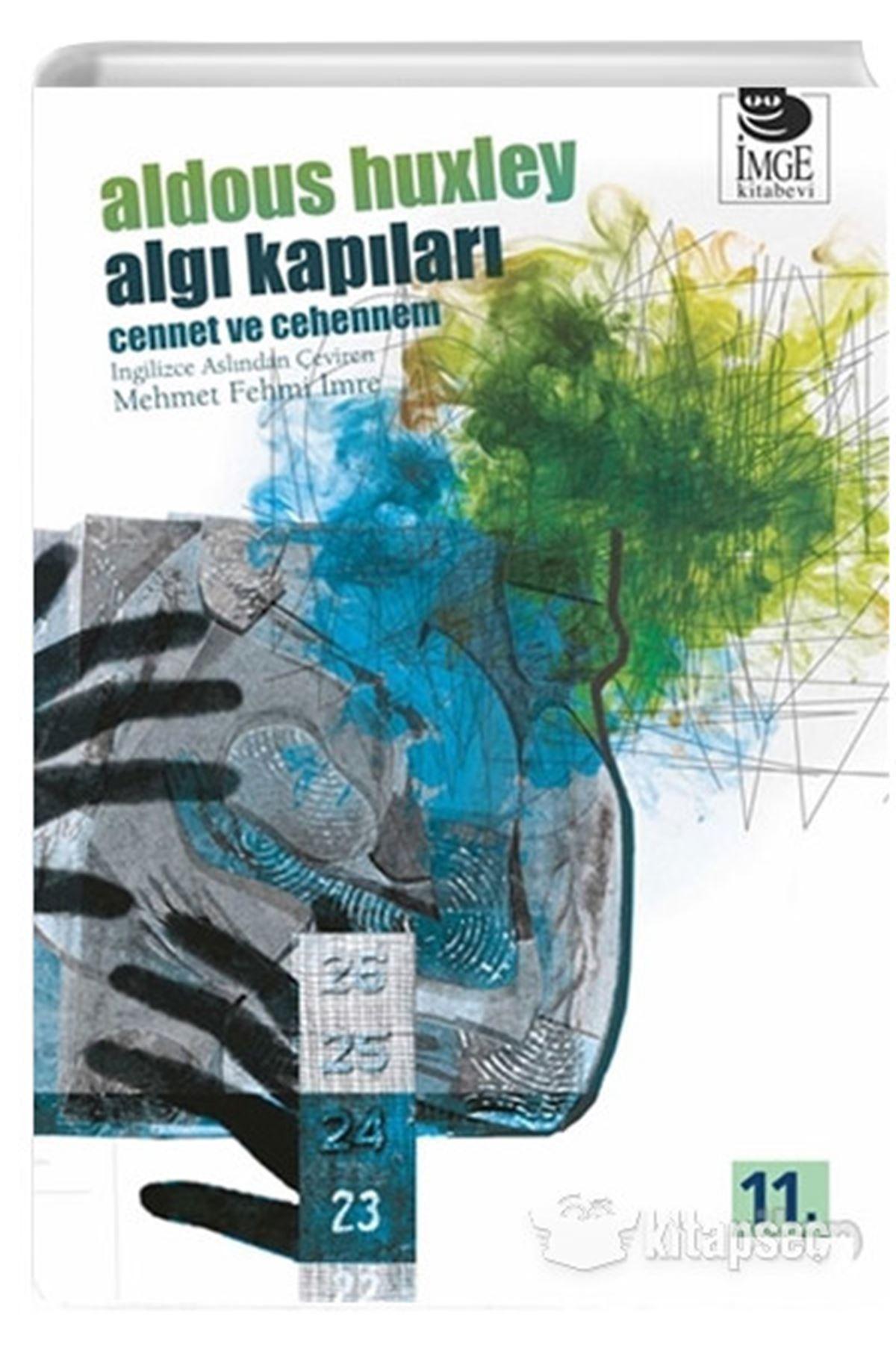 ALDOUS HUXLEY - ALGI KAPILARI