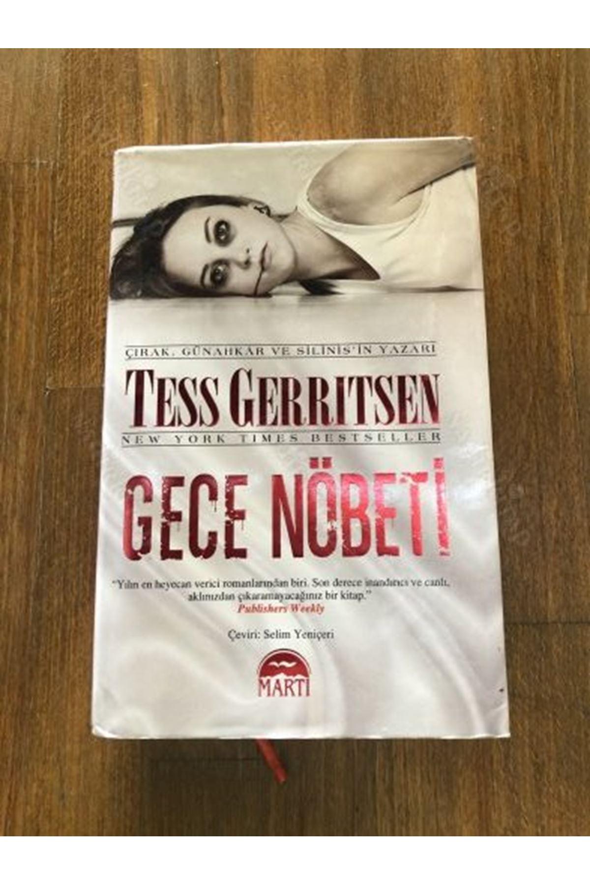 TESS GERRITSEN - GECE NÖBETİ