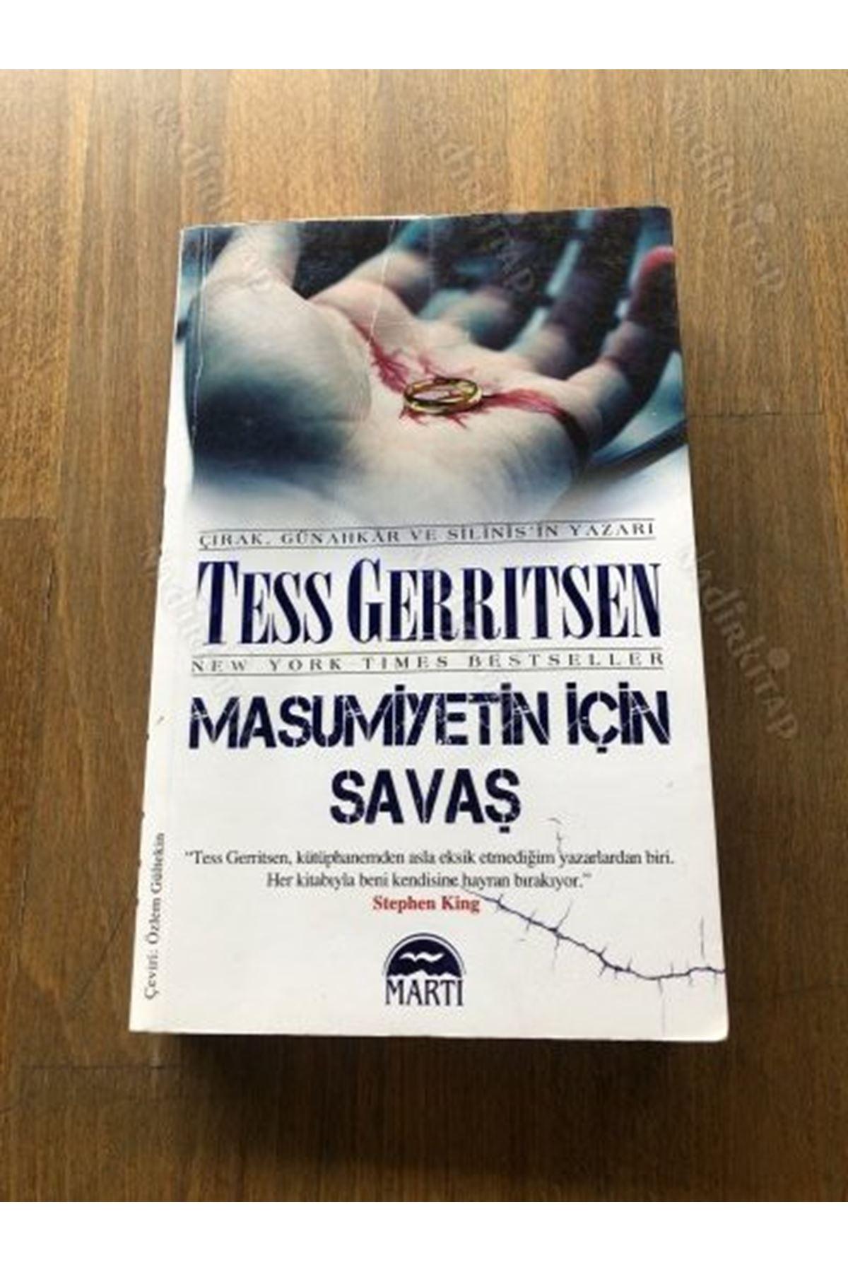 TESS GERRITSEN - MASUMİYETİN İÇİN SAVAŞ