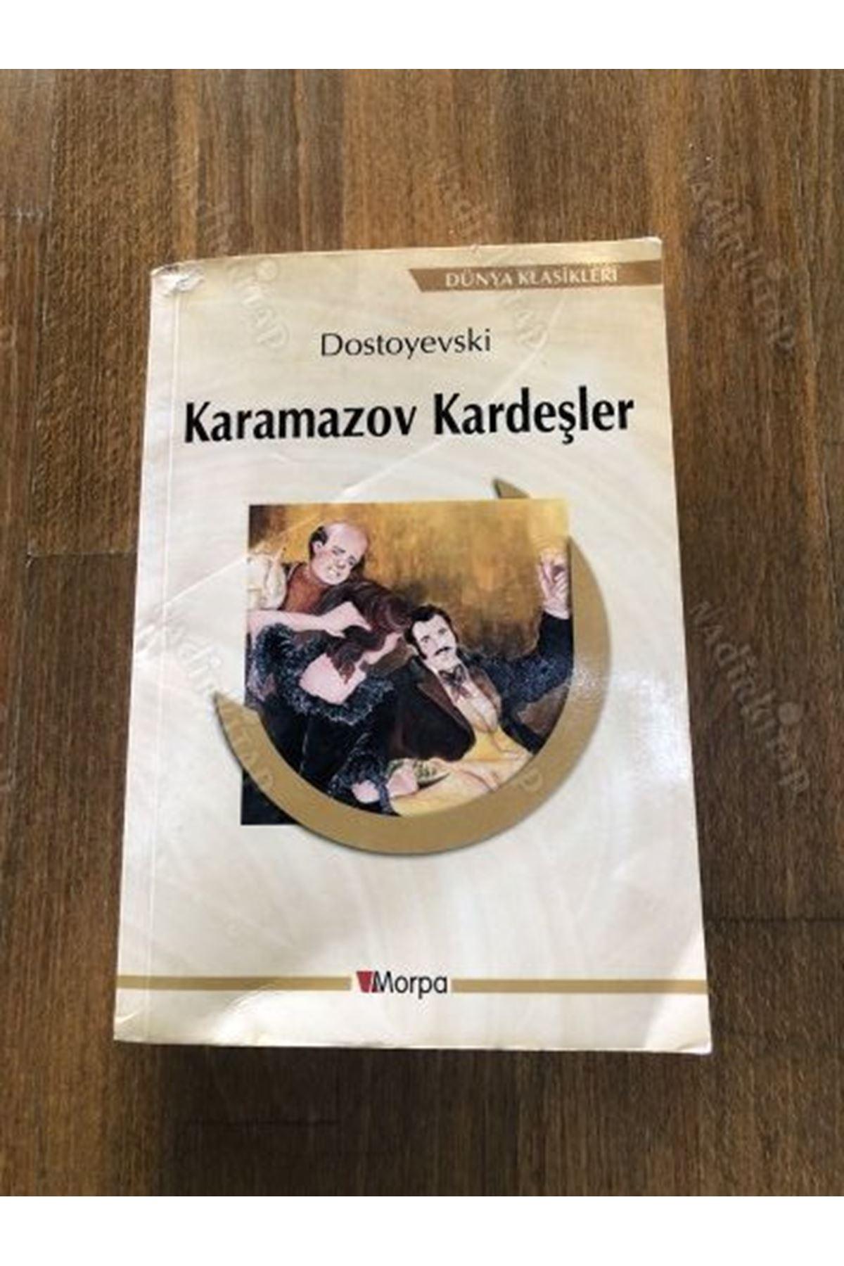 DOSTOYEVSKİ - KARAMAZOV KARDEŞLER
