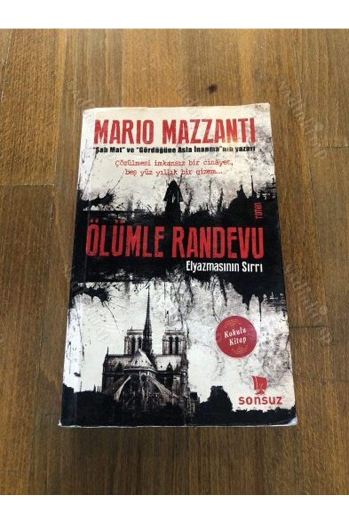 MARIO MAZZANTI - ÖLÜMLE RANDEVU