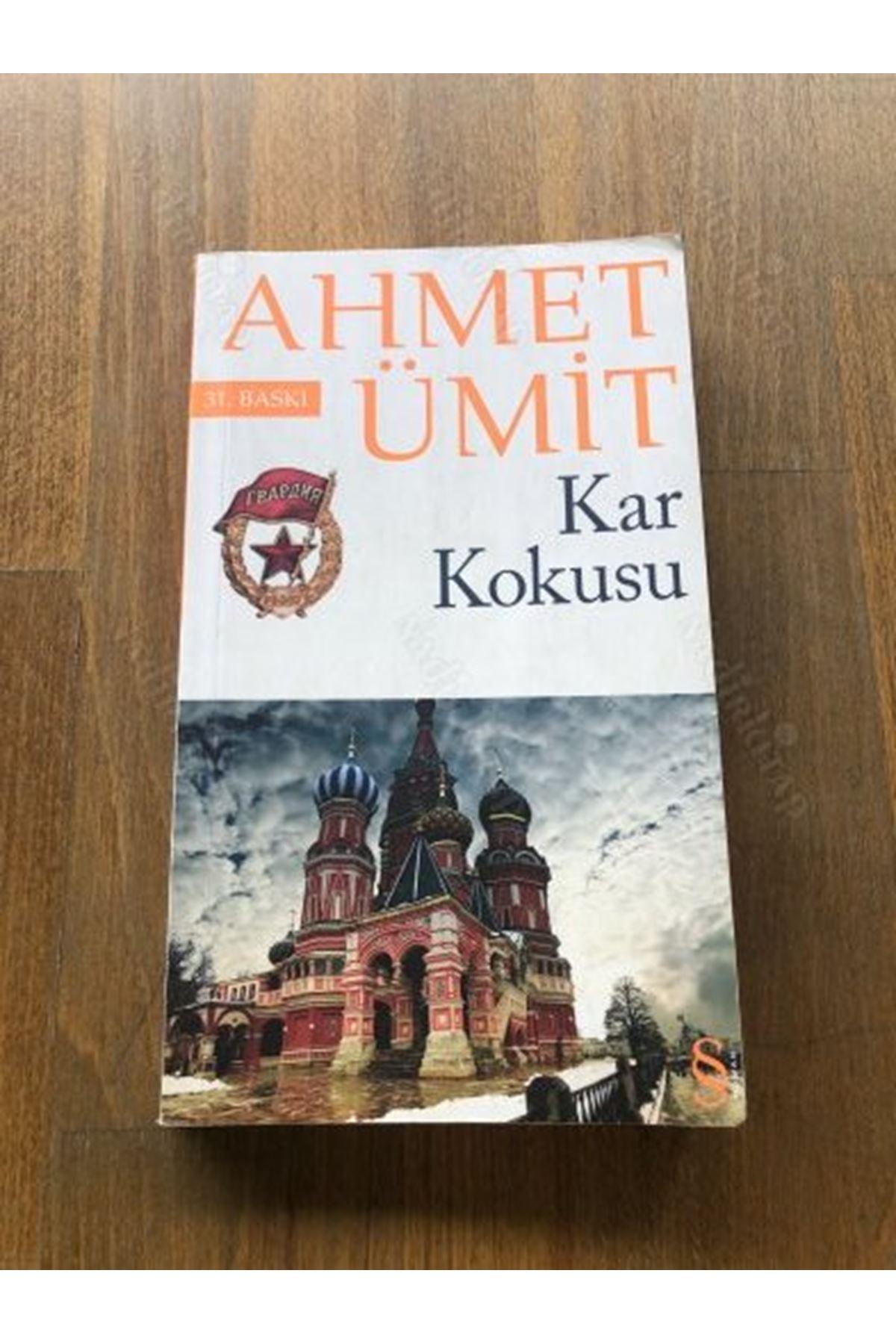 AHMET ÜMİT - KAR KOKUSU