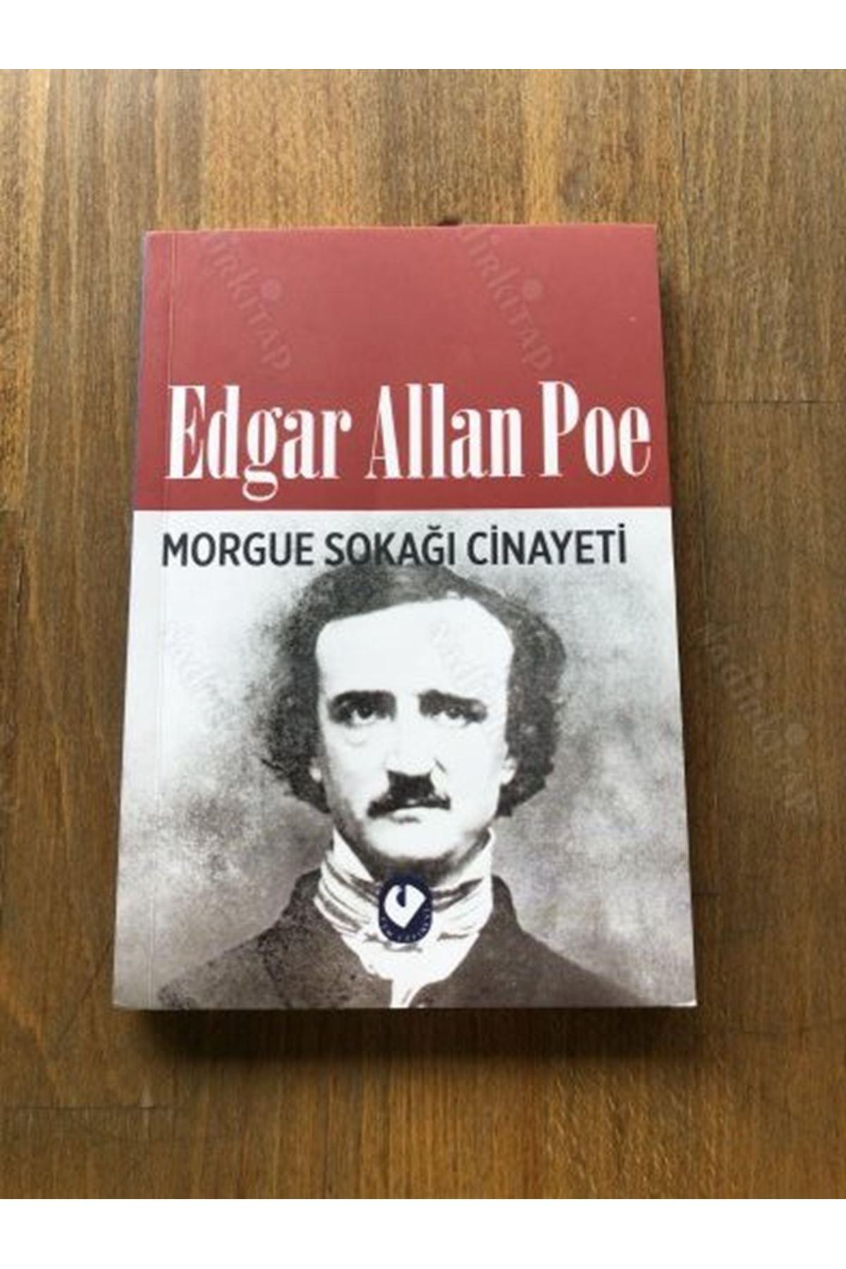 EDGAR ALLAN POE - MORGUE SOKAĞI CİNAYETİ
