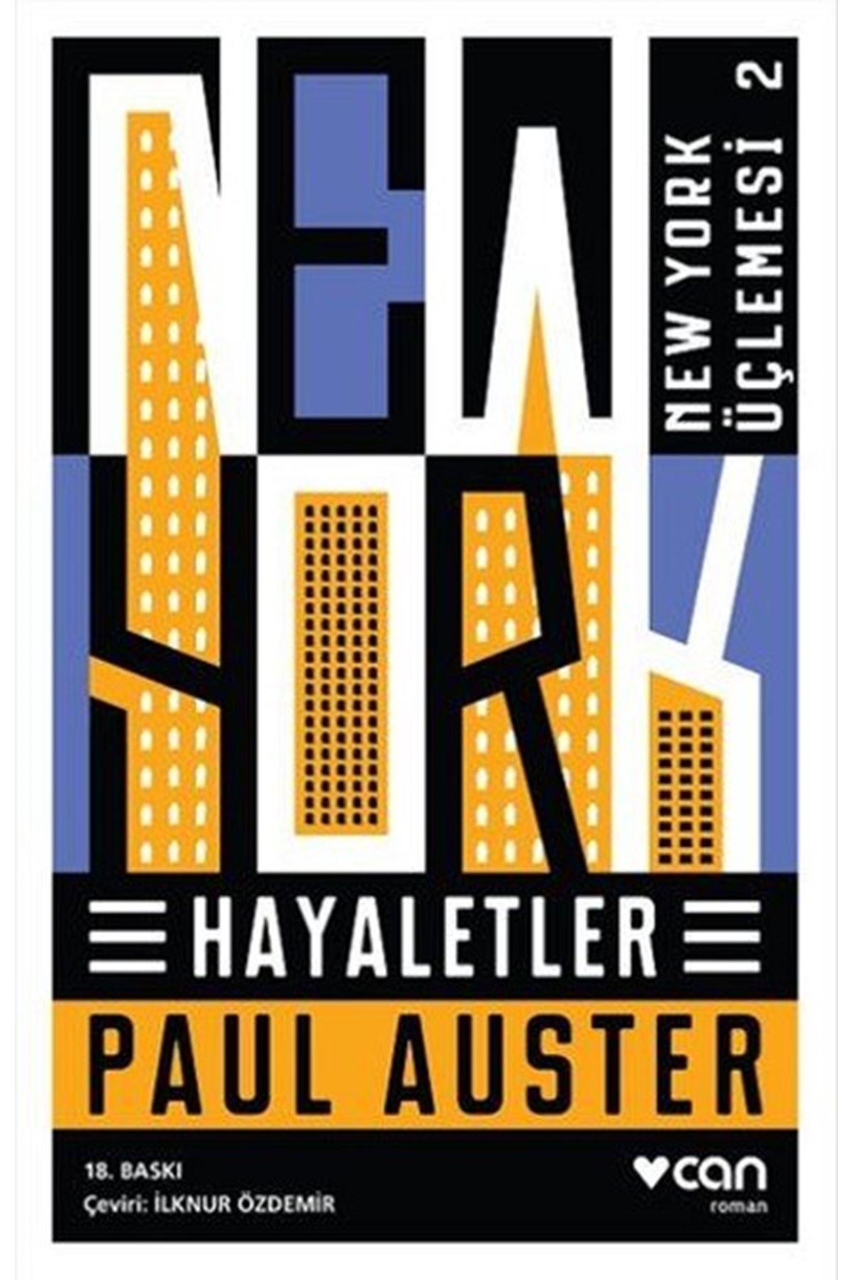 PAUL AUSTER - HAYALETLER NEW YORK ÜÇLEMESİ 2
