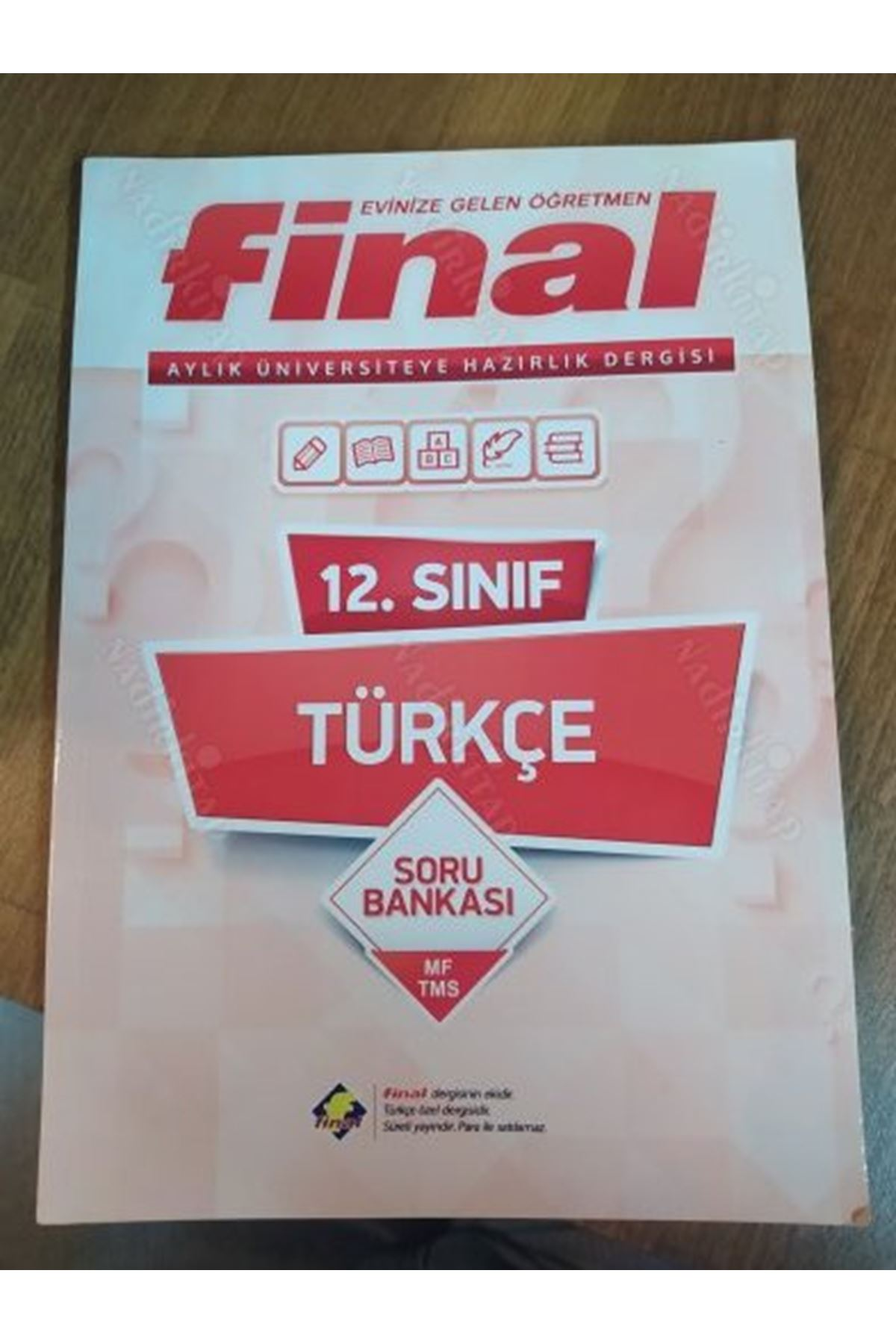 FİNAL YAYINLARI - 12. SINIF TÜRKÇE