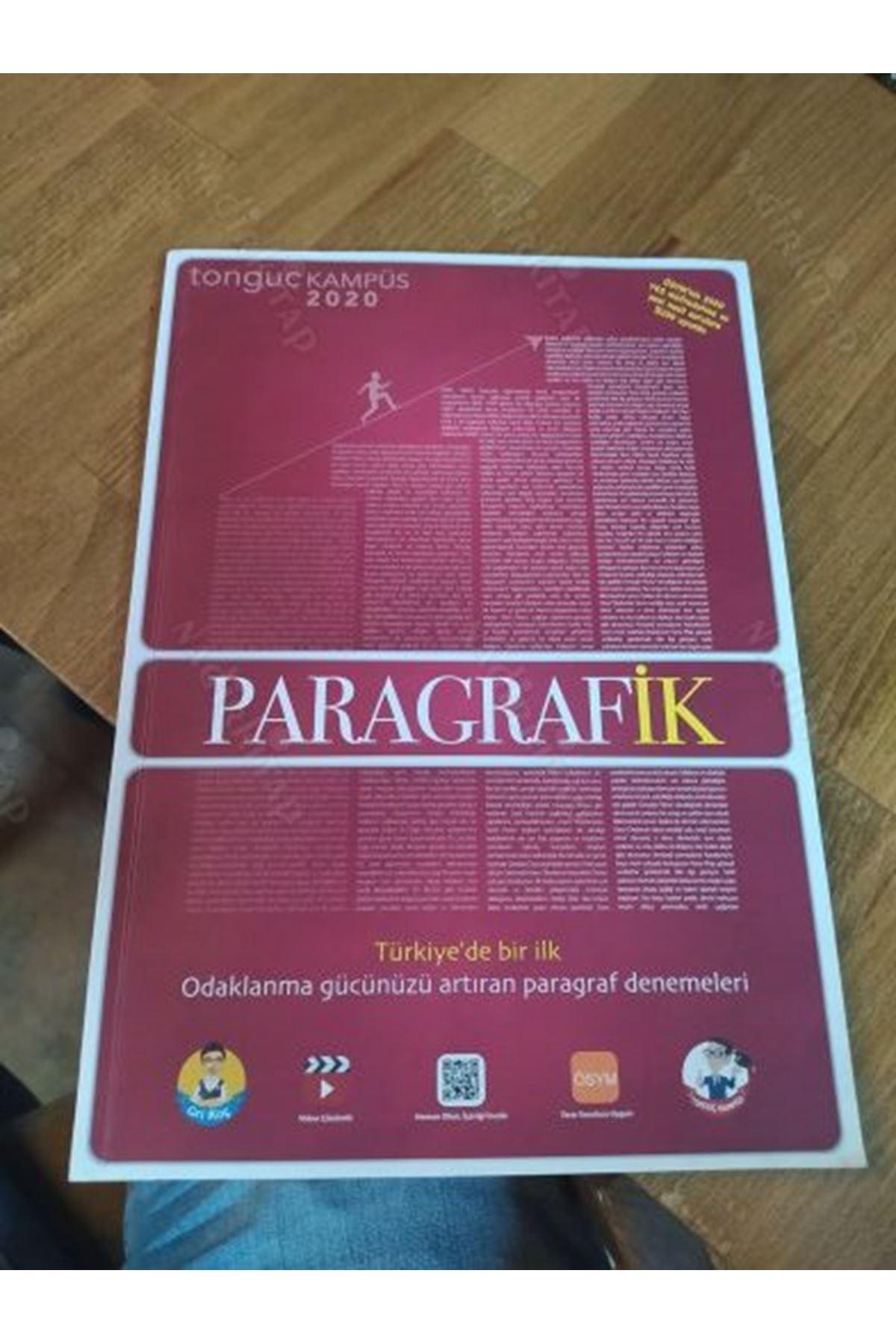 TONGUÇ KAMPÜS - PARAGRAFİK