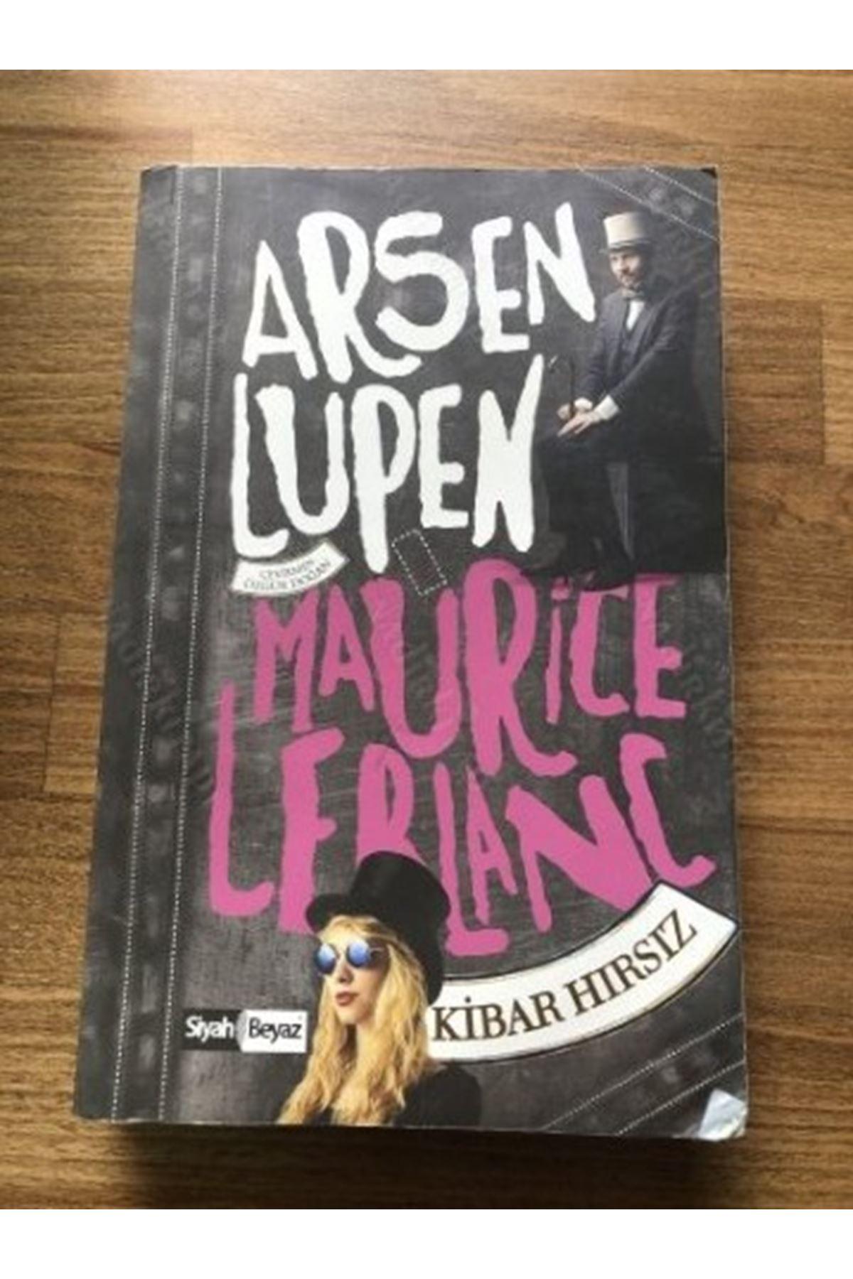 MAURİCE LEBLANC - ARSEN LUPEN