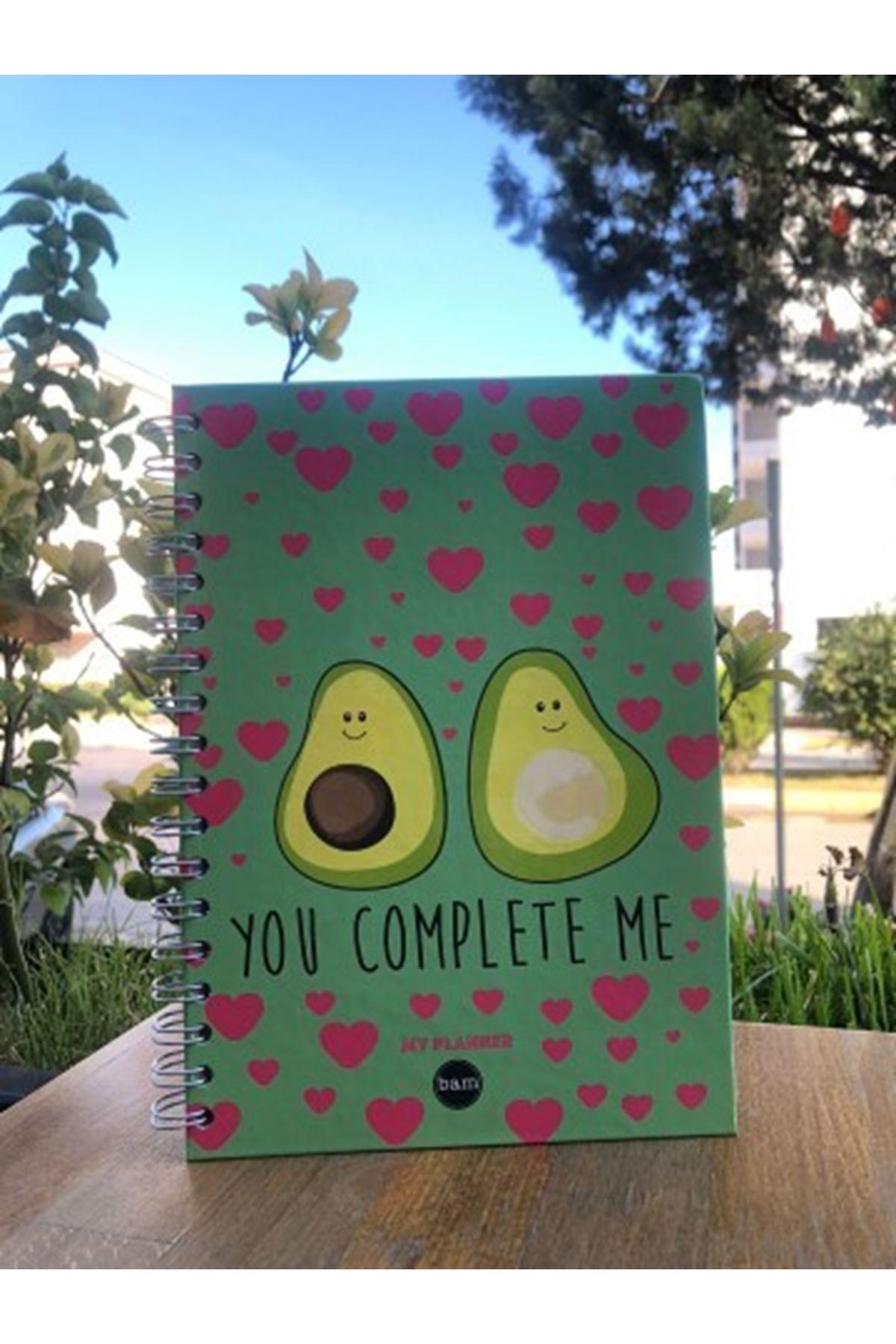 YOU COMPLETE ME - KONUŞAN AJANDA TELLİ