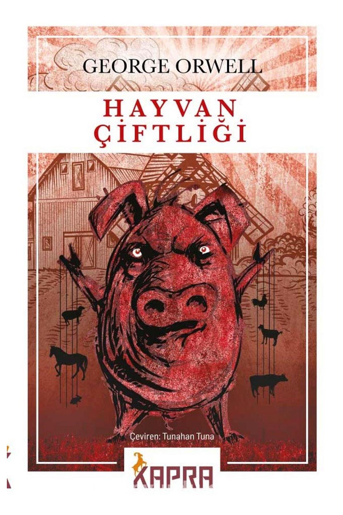 GEORGE ORWLL - HAYVAN ÇİFTLİĞİ