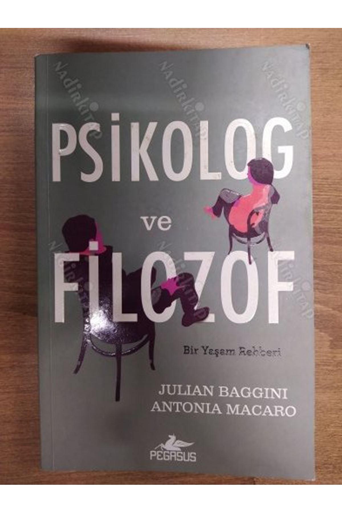 JULLIIAN BAGGINI ANTONIA MACARO - PSİKOLOG VE FİLOZOF
