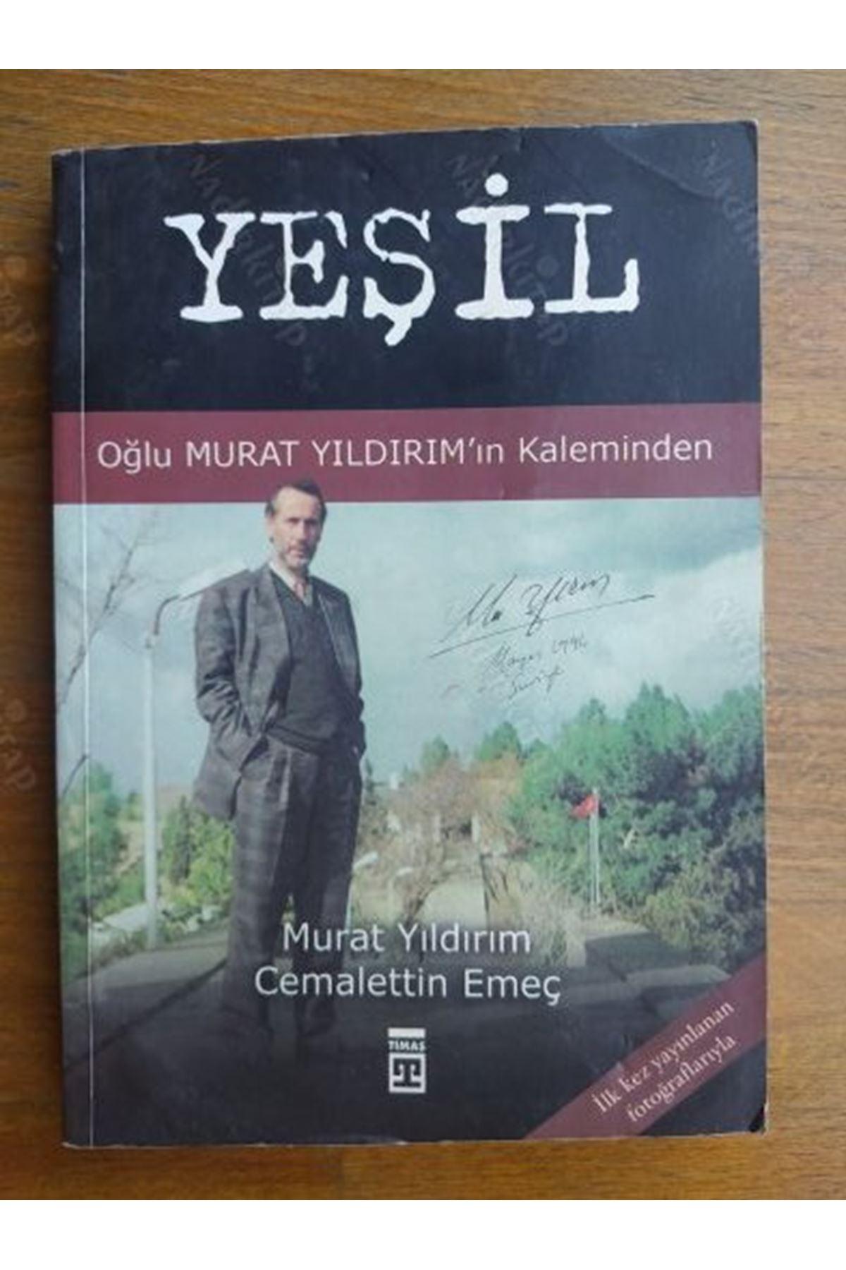 MURAT YILDIRIM - YEŞİL
